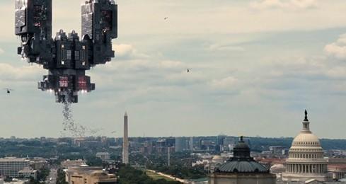 Pixels – Remake Hollywoodiano del Corto di Patrick Jean