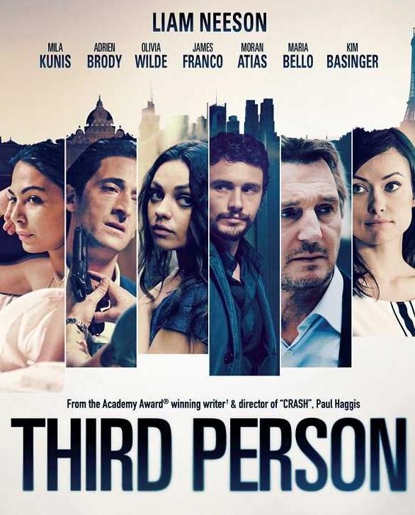 Third Person – Tre Intense Storie in un Solo Film