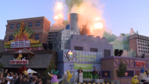 Apre negli Universal Studios la Vera Springfield dei Simpson