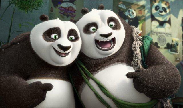Kung Fu Panda 3 – Trailer Ita