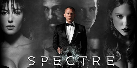 Il Trailer di '007 – Spectre'
