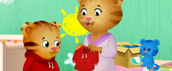 Daniel tiger episodi in italiano