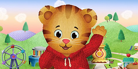 Daniel Tiger – Episodi in Italiano