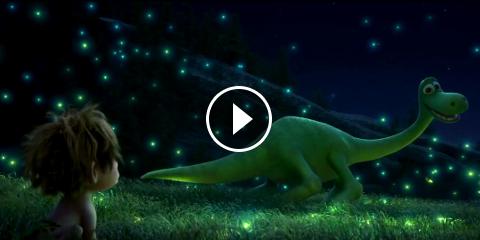 The Good Dinosaur – Il Trailer del Prossimo Film Pixar!