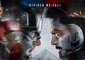Captain America Civil War Esce Domani Nei Cinema!