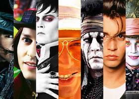 I Personaggi Più Strambi della Carriera di Johnny Depp
