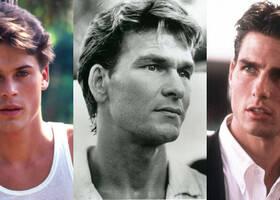 I 19 Attori Più Belli degli Anni '80