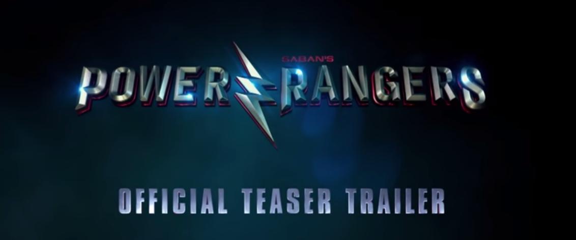 Power Rangers - Il trailer