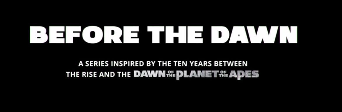 before the dawn of the apes