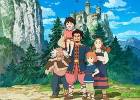 Ronia The Robber's Daughter, La Prima Serie dello Studio Ghibli