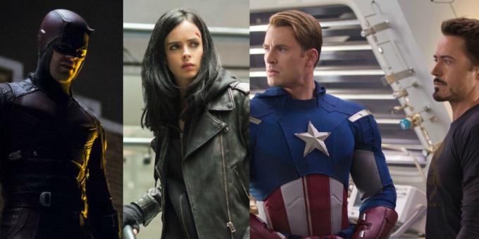 Come Si Legano Le Serie TV Marvel Ai Film