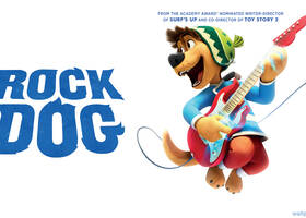 Rock Dog il Trailer