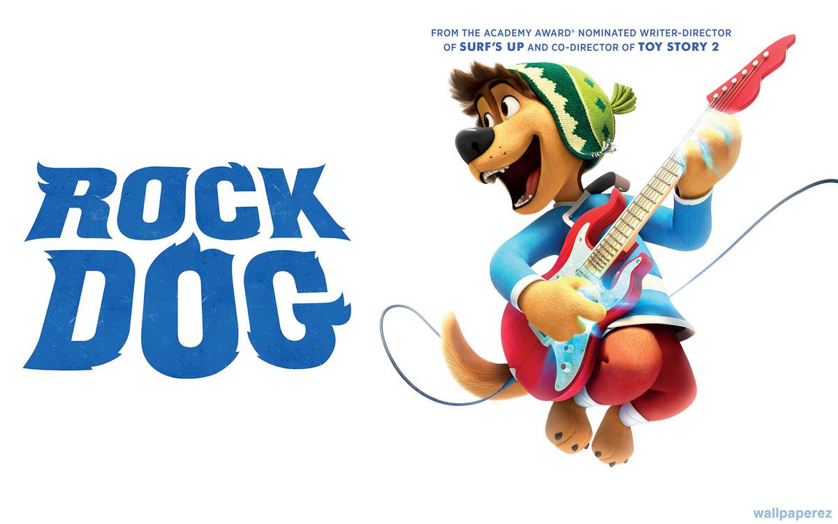 Rock Dog il Trailer