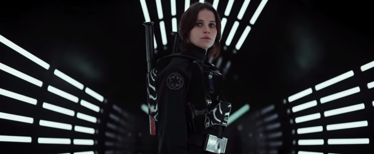 Star Wars Rogue One. Tutti i Trailer!