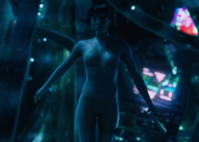 Ghost In The Shell – Il trailer, lungo.