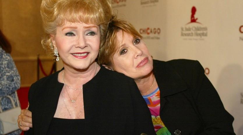 É Morta Debbie Reynolds
