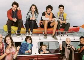 Ambientazione della Serie TV Braccialetti Rossi