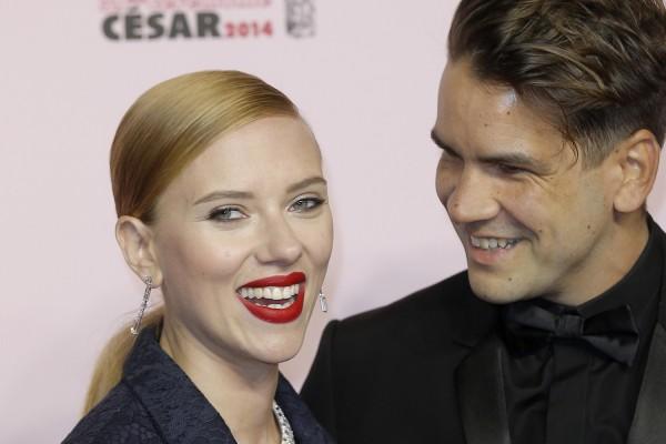 Scarlett Johansson e Romain Dauriac si separano