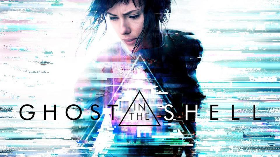 Scarlett Johanson in Ghost in the Shell Foto Gallery