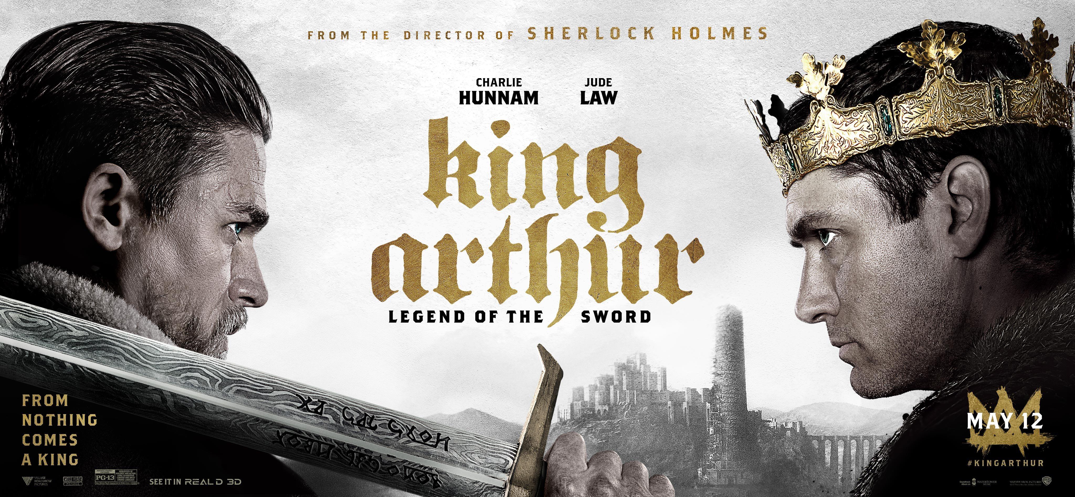 King Arthur Il potere della spada