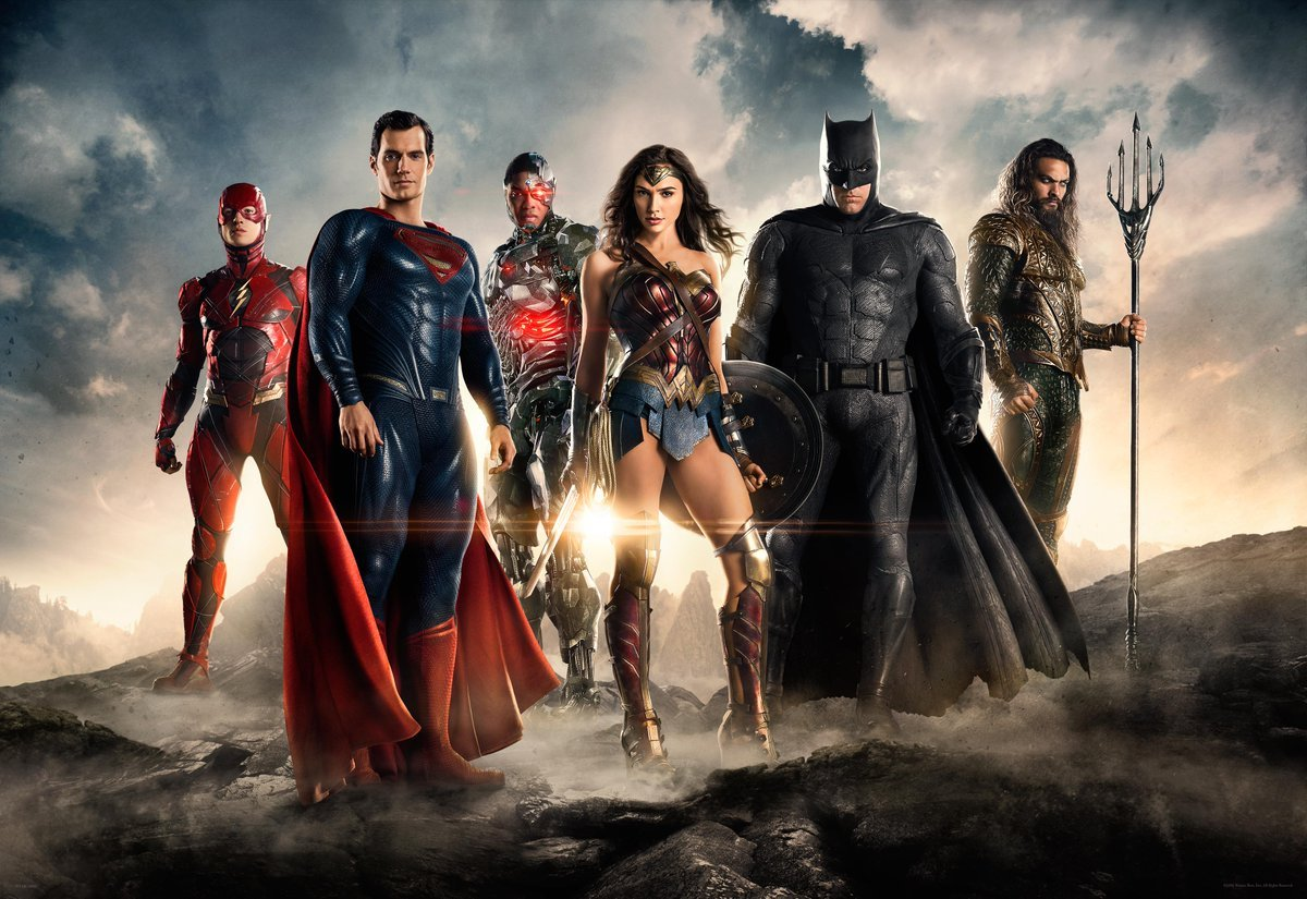 Justice League Film - Il Trailer