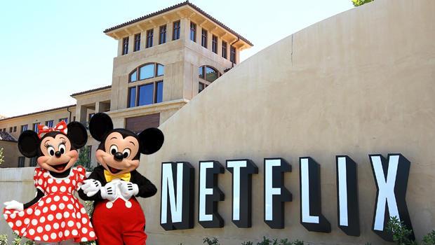 Netflix e Disney 1