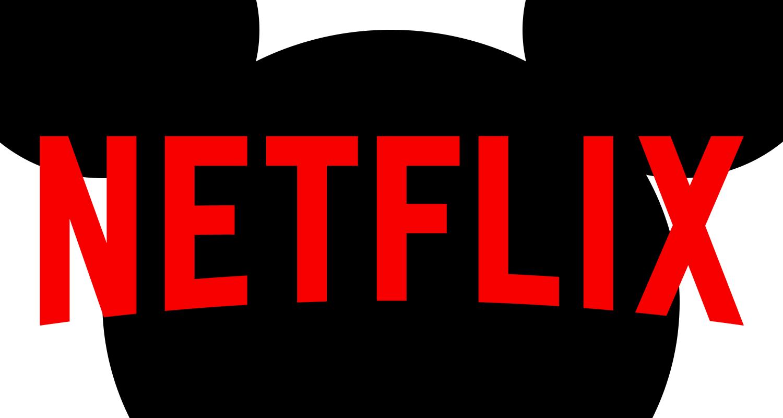 Finisce l'accordo tra Netflix e Disney