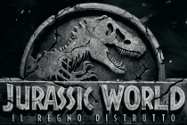 Jurassic World Il Regno distrutto