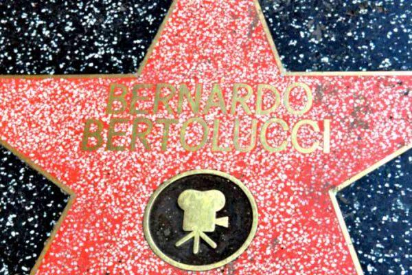 Bernardo Bertolucci Walk of Fame